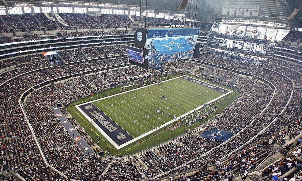 paquete para ver a los Dallas Cowboys