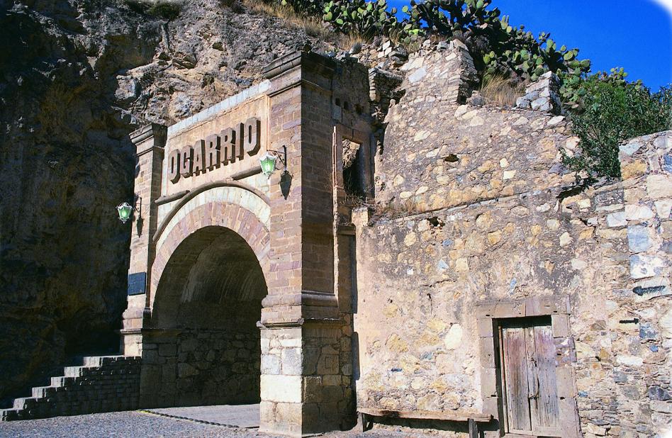 Túnel Ogarrio