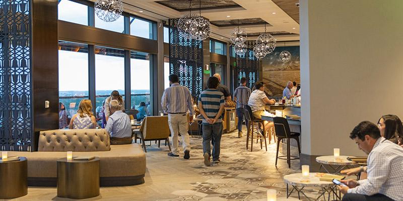 Dahlia Lounge Coronado Springs