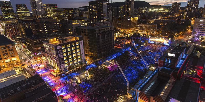 Los mejores eventos de Montreal