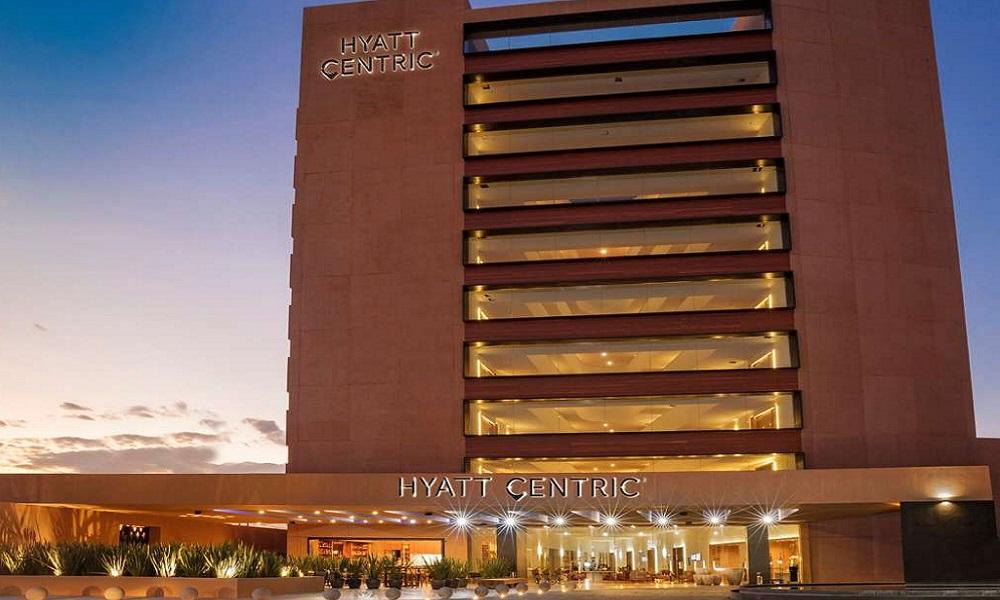 primer hotel en México