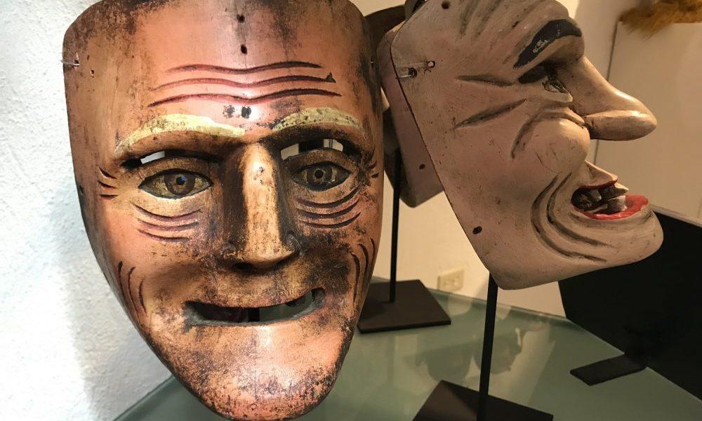 Museo de la máscara de San Miguel de Allende