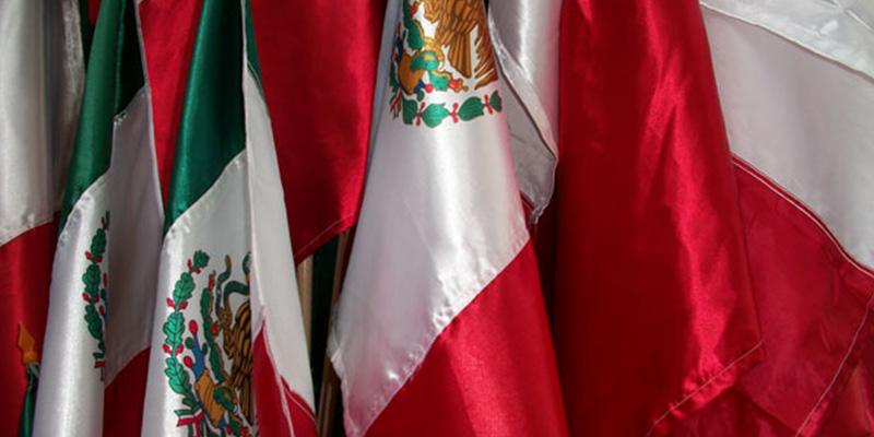 Bandera mexicana