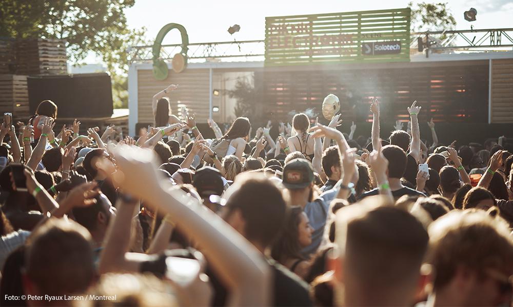 Festivales de verano en Montreal