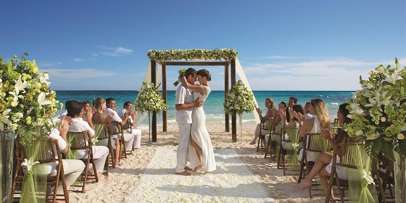 Hoteles para bodas en el Caribe