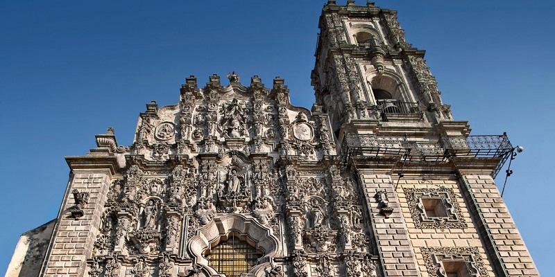 Nuevo Toledo, la ciudad de Club de Cuervos