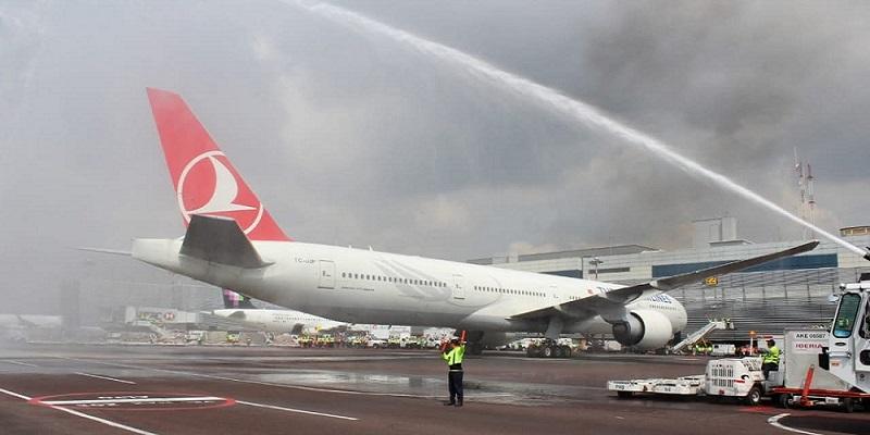 Turkish Airlines en México