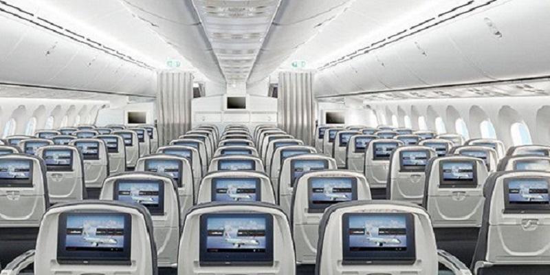 entretenimiento a bordo de Air Canada