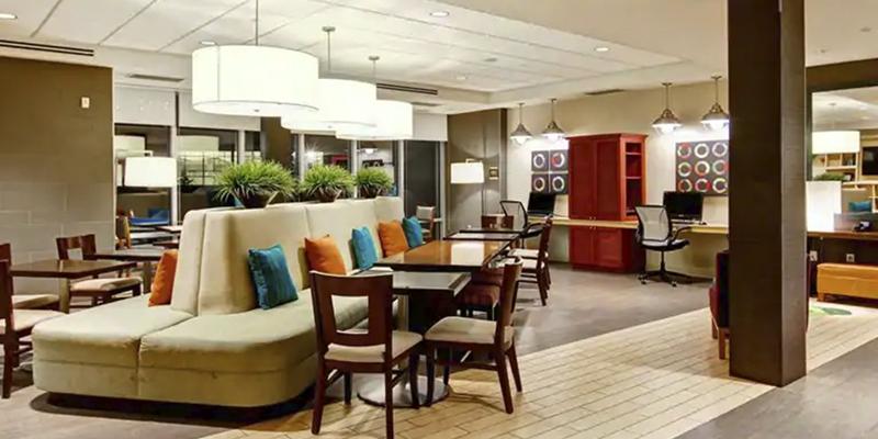 mejores hoteles de Edmonton