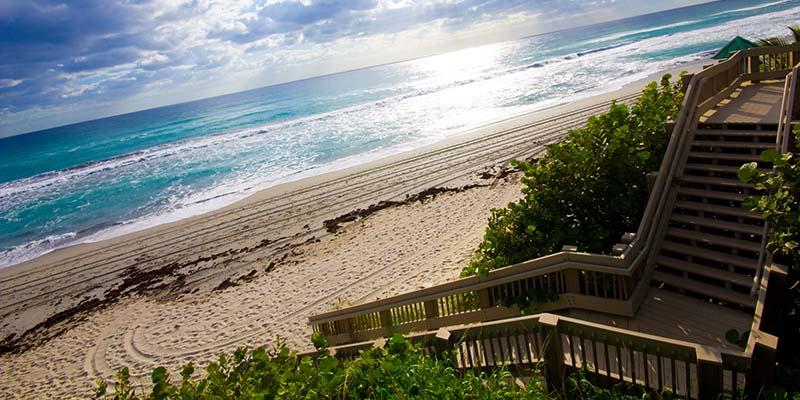 Red Reef Park, una de las hermosas playas para descansar