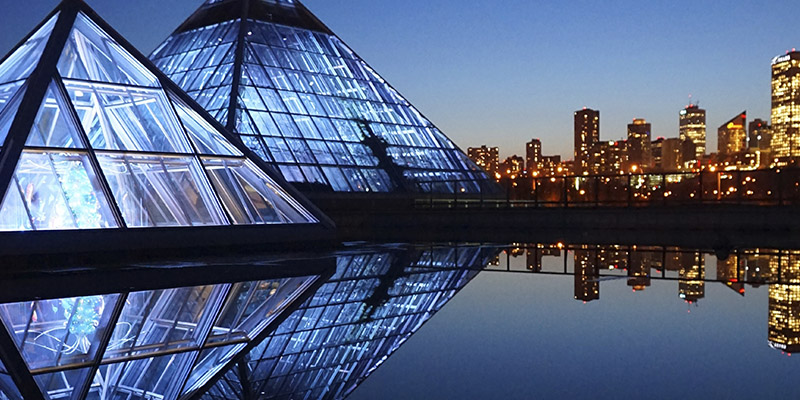 Turismo Edmonton
