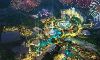 nuevo parque
