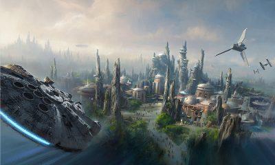 Aterriza Star Wars en Disney's Hollywood Studios