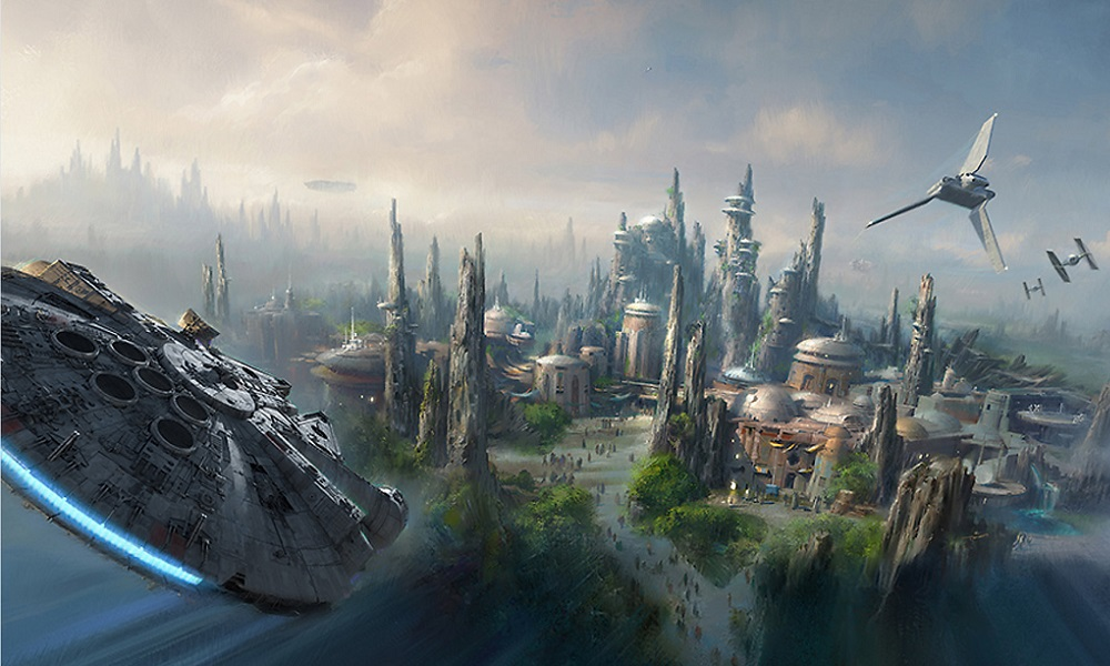 Aterriza Star Wars en Disney's Hollywood Studios