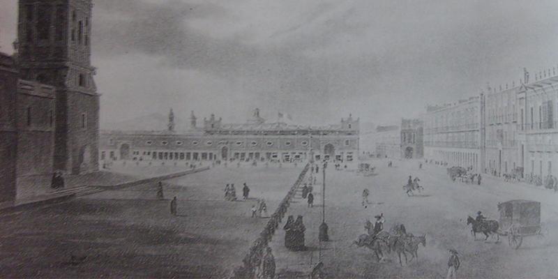 Ciudad de México 1850