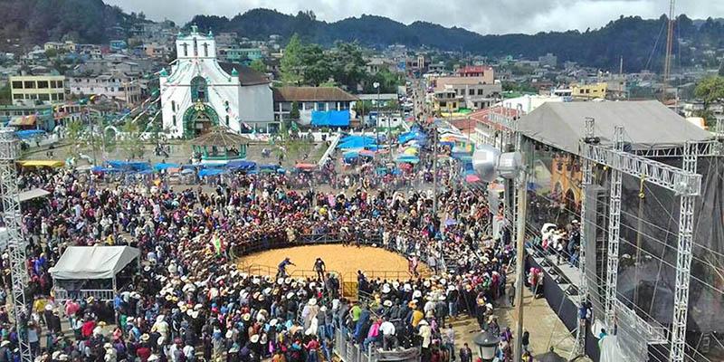 De las fiestas en Chiapas con mayor convocatoria