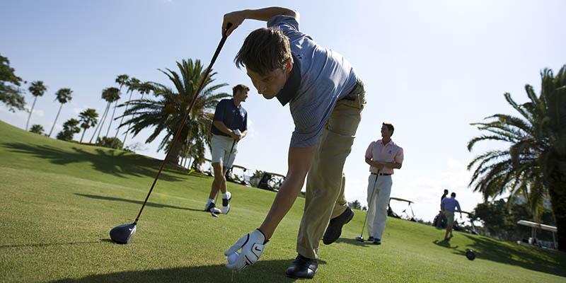 Tomar clases de golf. una de las mejores experienciad VIP en The Palm Beaches