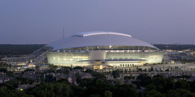 Partido de los Dallas Cowboys