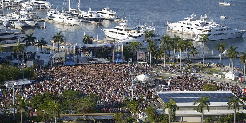 SunFest, uno de los mejores festivales de The Palm Beaches