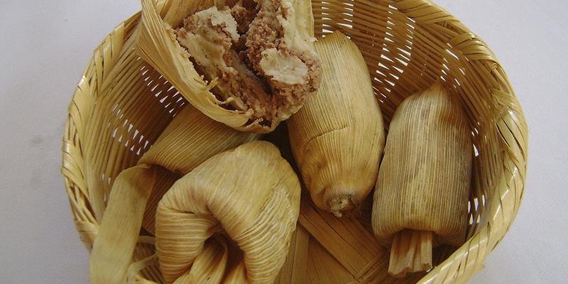 tamales de méxico