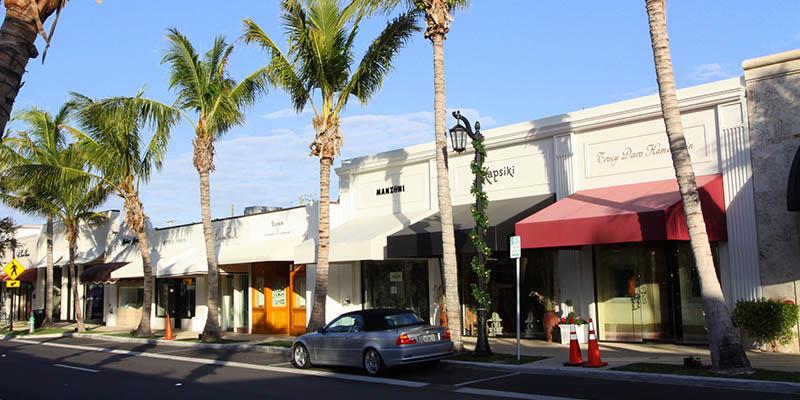 Conoce las tiendas y áreas comerciales para crear inolvidables experiencias en The Palm Beaches
