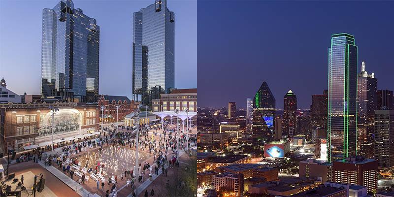 Dallas vs. Fort Worth