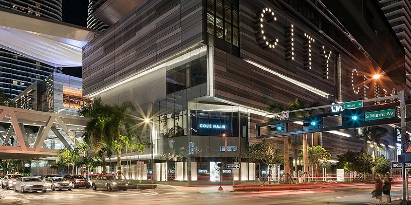 outlets en Miami