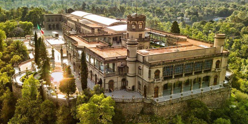 Castillo de Chapultepec, CDMX