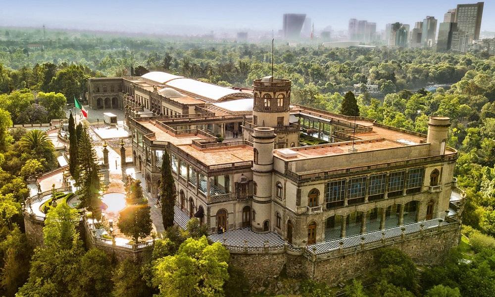 Resultado de imagen para castillo  de Chapultepec