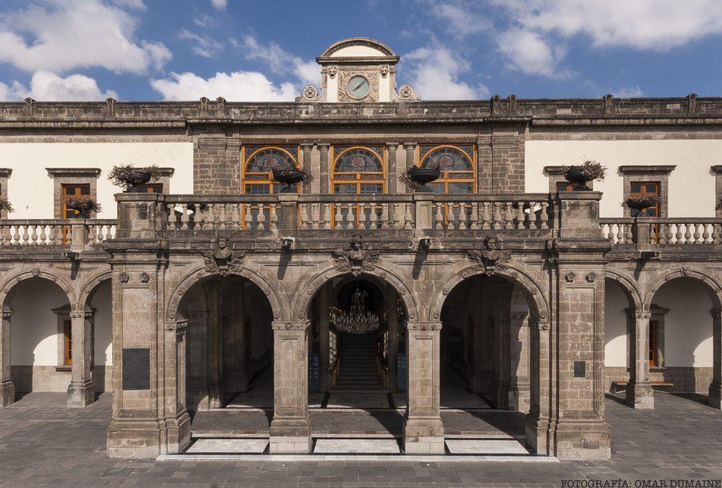 Historia del castillo de Chapultepec