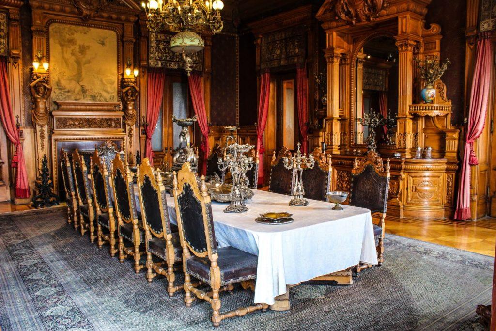 Comedor de Maximiliano y Carlota