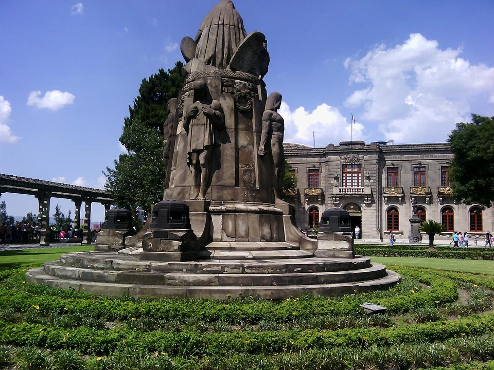 Detalle del Museo Nacional de Historia