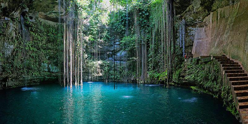 Un lugar de impresionante belleza