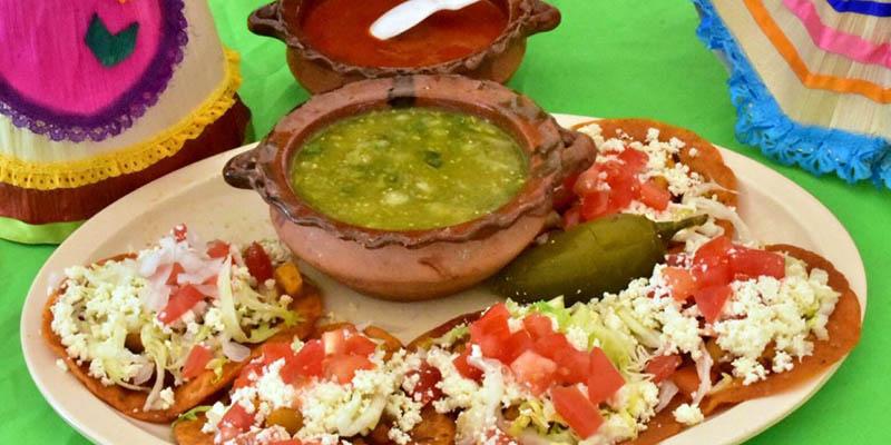 Las famosas enchiladas potosinas