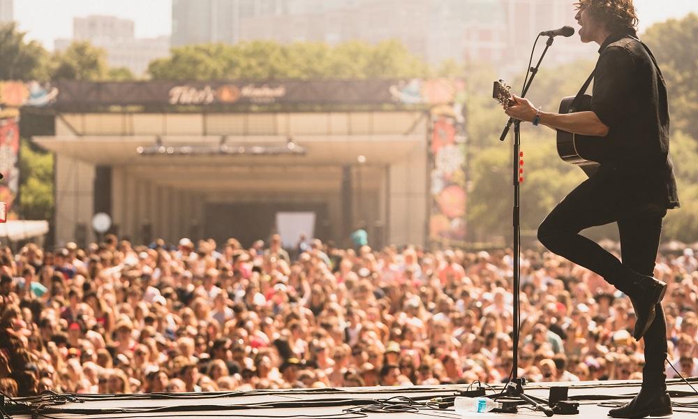 Festivales de música en Estados Unidos