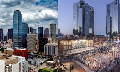 Fort Worth vs. Dallas