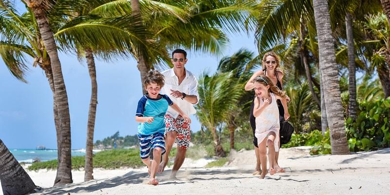 Grand Velas Riviera Maya, el mejor hotel familiar del mundo