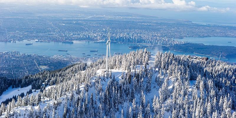 invierno en Vancouver