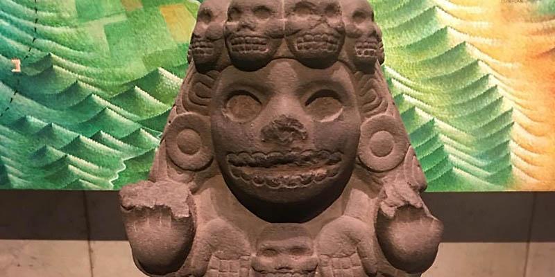 Cihuacóatl tenía el don de dar la vida pero también de quitarla