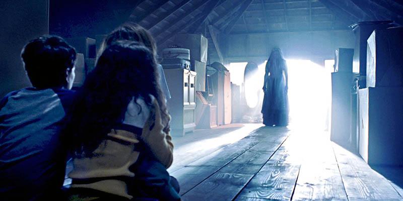 La leyenda de La Llorona ha sido llevada a la pantalla grande