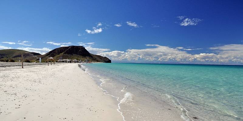 Las mejores playas de La Paz