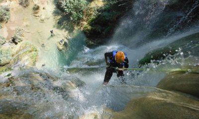 mil cascadas