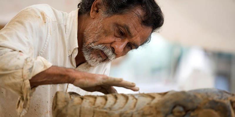 Muere Francisco Toledo en la ciudad de Oaxaca