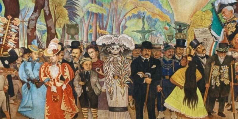 De los pintores mexicanos más conocidos en el mundo