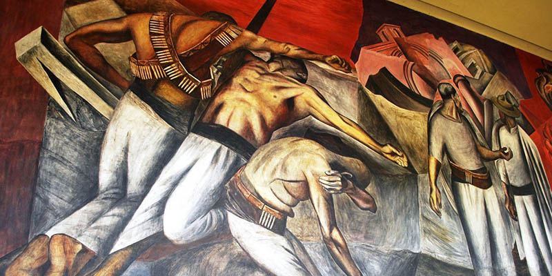De los pintores mexicanos cuyo estilo es inconfundible