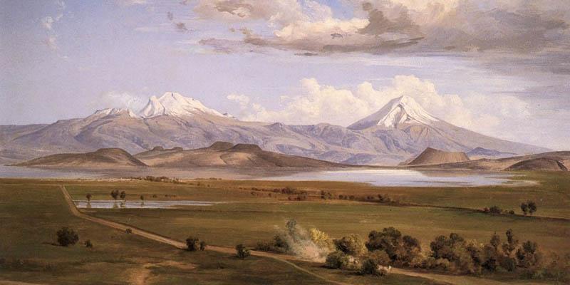 Uno de los pintores mexicanos más famosos del siglo XIX
