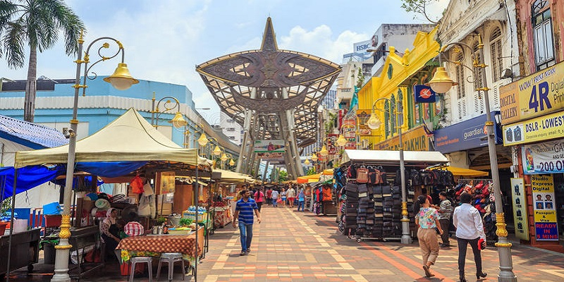 destinos de Malasia