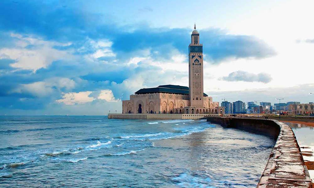 que-hacer-en-casablanca- mezquita-hassan-ii