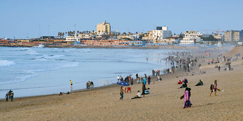 Playas Casablanca