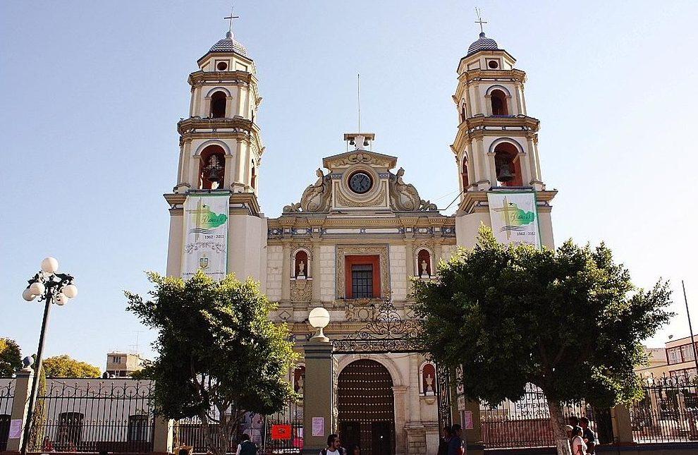 Inmaculada Concepción en Tehuacán